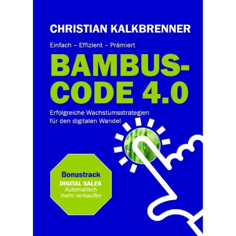 BAMBUS-CODE 4.0 – Das neue Buch