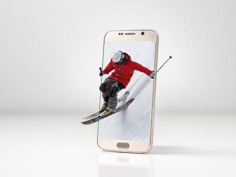 Wenn der Ski digital wird